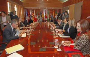 Reunión de la Coprepa en Toledo