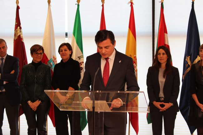 Intervención de Pedro Sanjurjo
