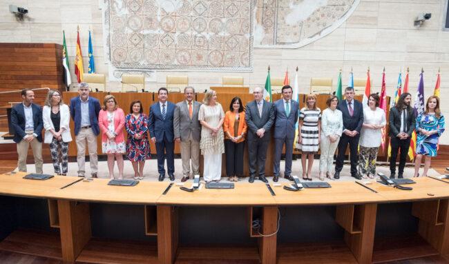 Reunión Coprepa en Mérida