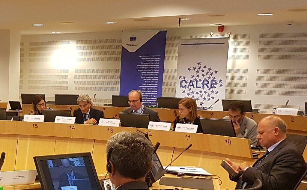 Comité Permanente de la CALRE