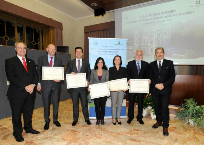 Entrega de los premios 'Stars of Europe'